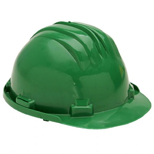 Supertouch ST-50 Green Safety Helmet - SOLD OUT - HIDDEN